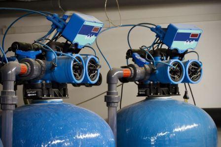 Εξοπλισμός για Συστήματα Επεξεργασίας Νερού